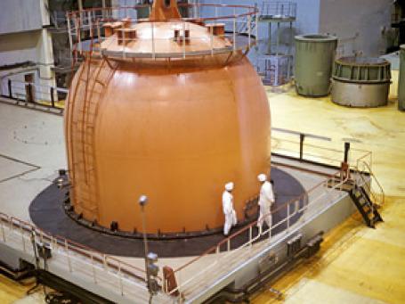 Россия предложила Украине создать объединенный атомный холдинг. Фото: РИА Новости