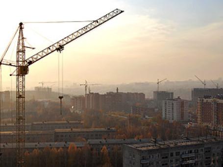 Объем строительства жилья в Москве в I квартале 2010 года обвалился на 52,9%, до 338,3 тысячи квадратных метров, свидетельствуют данные Росстата. Фото: GELIO/flickr.com