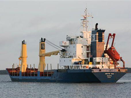 Обвиняемых в захвате Arctic Sea не будут судить за похищение человека. Им теперь грозит только статья «Пиратство». Фото: AP