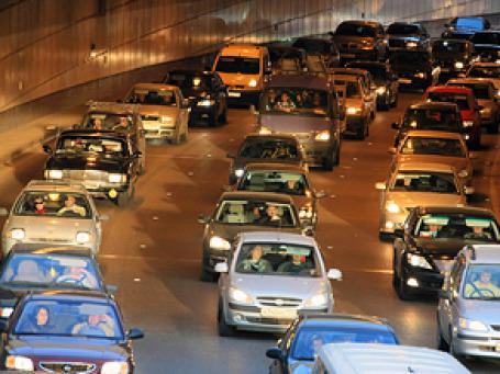 Пробки помогают властям осознать инвестиционную привлекательность столицы. Фото: РИА Новости