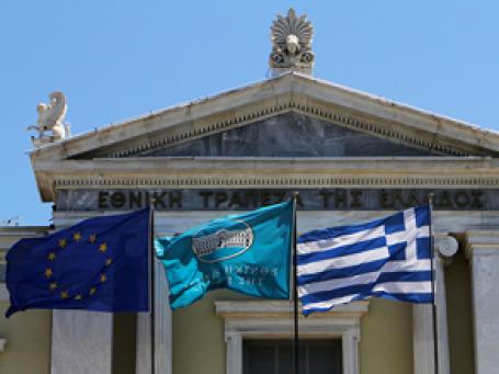 Греция будет экономить и получит 110 миллиардов евро. Фото: AP
