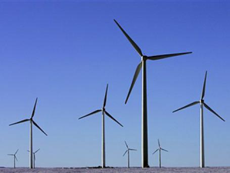 Интернет-гигант Google инвестировал 39 млн долларов в две ветряные фермы в штате Северная Дакота. Фото: AP
