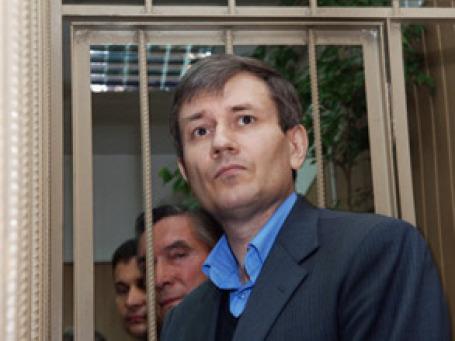 Григорий Грабовой в зале Таганского суда. Фото: РИА Новости