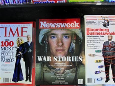 Американское издательство The Washington Post ищет покупателя для своего актива — еженедельного журнала Newsweek. Фото: AP
