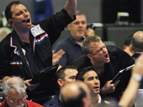 По меньшей мере, восемь акций в составе индекса Standard & Poor's 1500 обрушились до уровня цент за акцию. Фото: AP