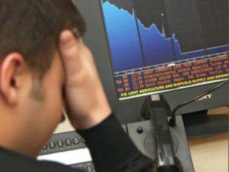 Российские биржи закончили неделю обвальным падением. Фото: РИА Новости