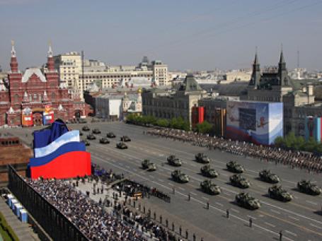 Парад Победы на Красной площади. Фото: РИА Новости