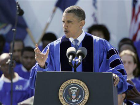 Барак Обама выступил против iPad и других высокотехнологичных гаджетов, посчитав, что они угрожают демократии. Фото: AP