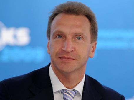 Первый вице-премьер РФ Игорь Шувалов. Фото: Дмитрий Алешковский/BFM.ru
