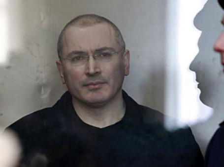 Сегодня Михаил Ходорковский отвечал в суде на вопросы прокурора. Фото: РИА Новости
