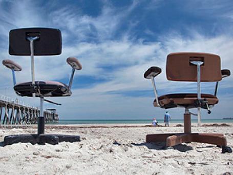 Офисные кресла смертельно опасны. Фото: isoetes/flickr.com