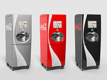 Компания Coca-Cola надеется поднять продажи с помощью устанавливаемого в заведениях общественного питания нового высокотехнологичного автомата по розливу безалкогольных напитков. Фото: thecoca-colacompany.com
