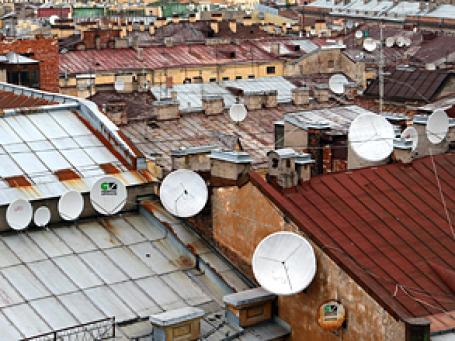 В этом году в пяти регионах России будет частично осуществлен проект «Цифровое телевидение». Фото: ИТАР-ТАСС