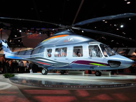 EC-175 от Eurocopter покажут в Москве. Фото: helicopter.su