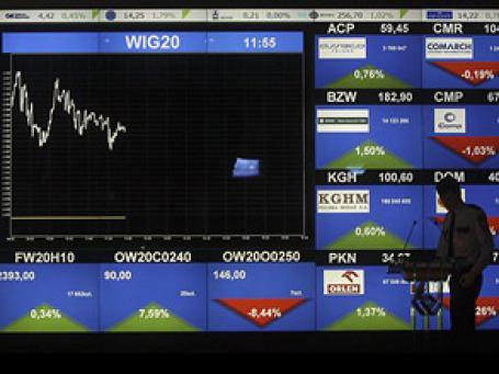 Оптимизм на мировых финансовых рынках после одобрения властями ЕС стабилизационного механизма в 1 трлн долларов сдулся за несколько дней. Фото: AP