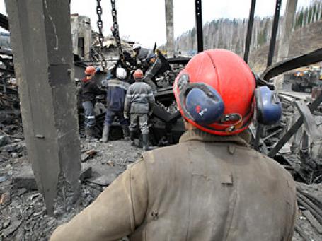 Официально погибшими после взрывов на «Распадской» считаются 66 человек, судьба еще 24 пока неизвестна. Фото: РИА Новости