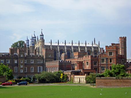 Среди последних выпускников школы — принц Уильям и принц Гарри, принцы Уэльские. Фото: diamond geezer/flickr.com