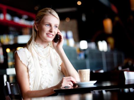 Мобильные приложения находит ближайшие к пользователю рестораны и сообщает о ценах и скидках. Фото: PhotoXPress