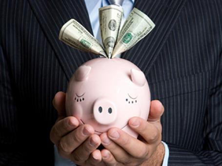 Размещение средств ВНБ в ВЭБе решит сразу несколько задач. Фото: PhotoXpress