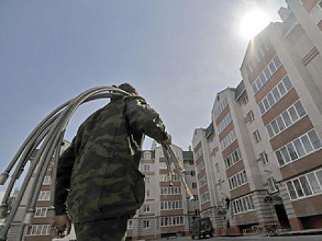 Основные фонды ЖКХ по России изношены. Фото: РИА Новости