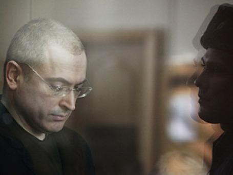 Михаил Ходорковский намерен голодать, пока до Дмитрия Медведева не доведут сведения о