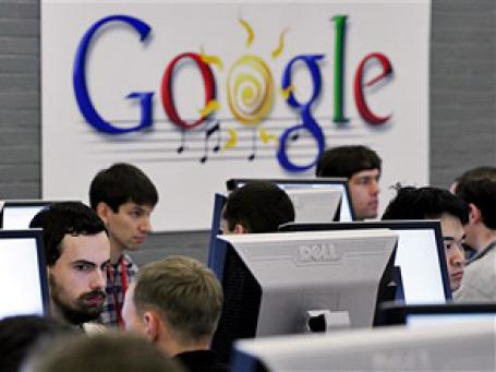 В Сан-Франциско проходит ежегодная конференция  интернет–гиганта Google. Фото: AP