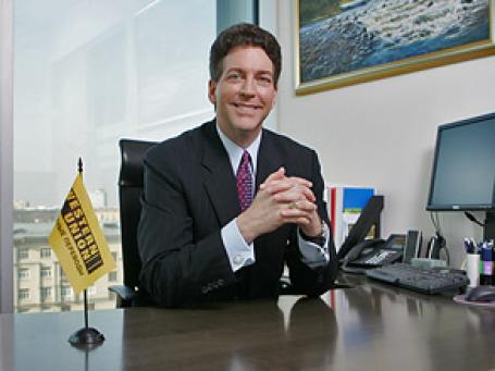 Региональный вице-президент Western Union по Восточной Европе и СНГ Джонатан Кнаус. Фото из личного архива
