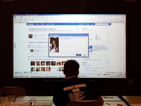 Социальные сети и сервисы блогов собирают информацию о пользователях. Фото:AP