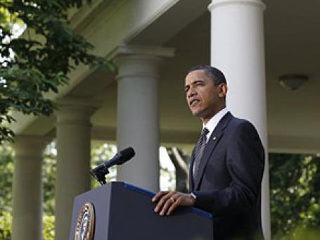 С результатом 59 против 39 голосов верхняя палата Конгресса США присудила победу президенту Бараку Обаме и его инициативе. Фото: АР