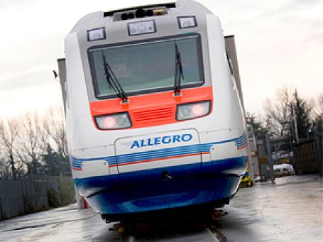Французская Alstom в до конца года планирует открыть движение скоростных поездов серии Pendolino между Петербургом и Хельсинки. Фото: Alstom Transport / M.Chiarreta