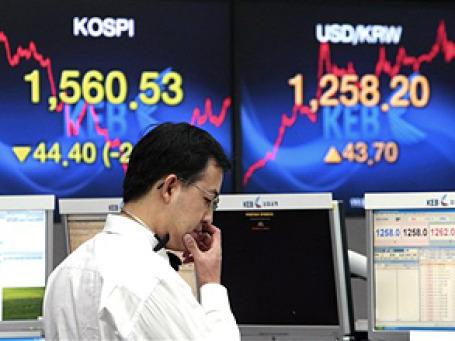 Военные приготовления КНДР обрушили рынки. Фото: АР