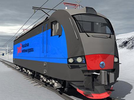 Новые электровозы будут водить пассажирские поезда по трассе Москва—Сочи со скоростью до 200 км/час. Фото: Трансмашхолдинг