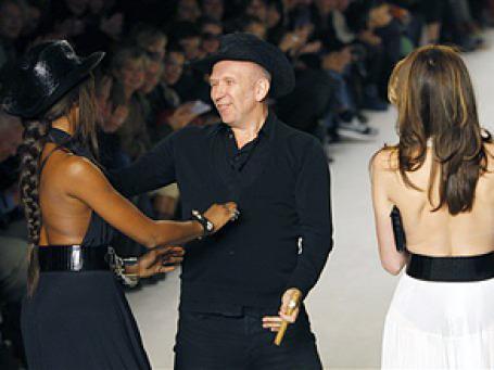 Жан Поль Готье покидает модный дом Hermes. Фото: AP