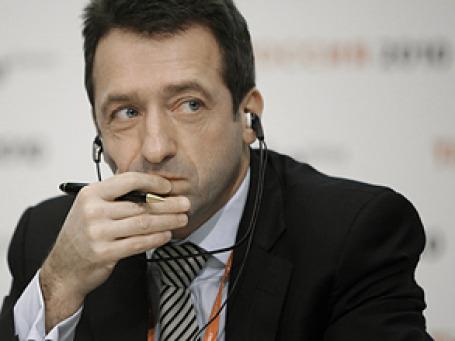 Президент и генеральный директор компании VimpelCom Limited Александр Изосимов. Фото: РИА  Новости