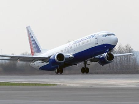 Пассажирские авиаперевозки в России за первые четыре месяца выросли на 33,1%. Фото: Митя Алешковский/BFM.ru