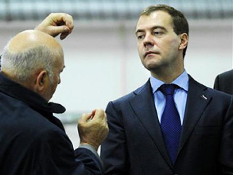 «За семь лет не сделали ни фига», — жестко и лаконично описал ситуацию в экологии российский президент. Фото: АР