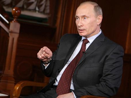 Премьер-министр России Владимир Путин поставил точку в ценовых разбирательствах металлургов и потребителей. Фото: РИА  Новости