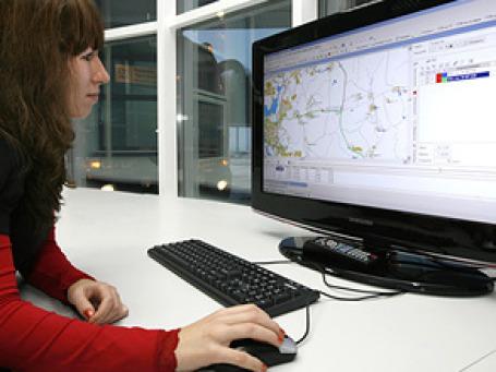 Cистема ЭРА ГЛОНАСС представляет собой аналог европейской системы оповещения об авариях на транспорте e-Call, уже несколько лет работающей в Европе. Фото: РИА Новости