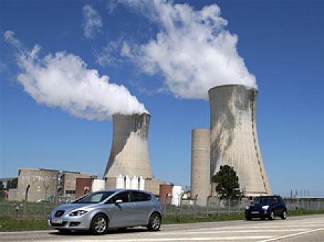 АЭС «Tricastin» на юге Франции. Фото: AP