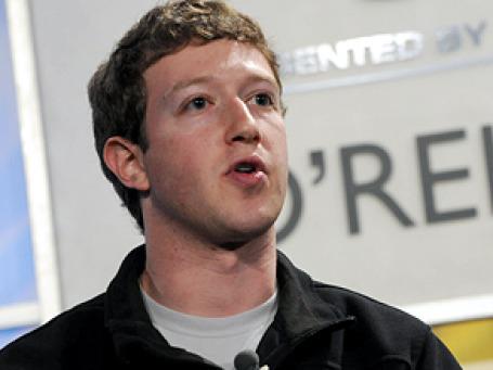 Исполнительный директор Facebook Марк Цукерберг. Фото: jdlasica/flickr.com