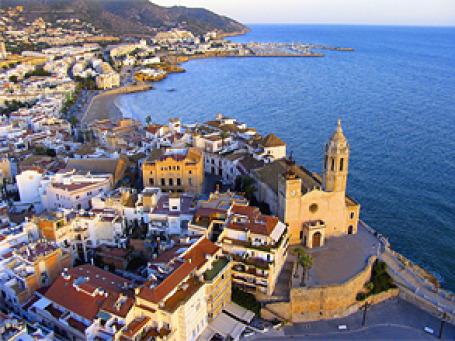 Средиземноморский Ситжес  в четверг собрал представителей мировой политической и экономической элиты. Фото: www.dolce-sitges-hotel.com