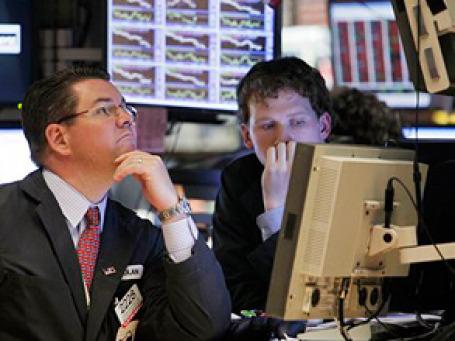Российский фондовый рынок снова закрыл неделю в минусе. Фото: AP