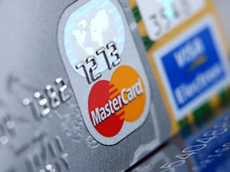 MasterCard запускает в производство карты с дисплеем для платежей в Интернете. Фото: Григорий Собченко/BFM.ru