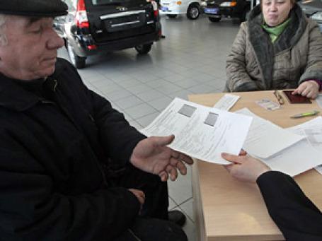 По данным Ассоциации европейского бизнеса, в мае было реализовано 157 тыс 937 автомобилей. Фото: РИА  Новости