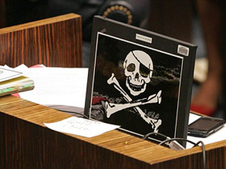 По оценкам американских компаний, каждый год они теряют миллиарды долларов из-за пиратства и распространения контрафактных продуктов. Фото: AP