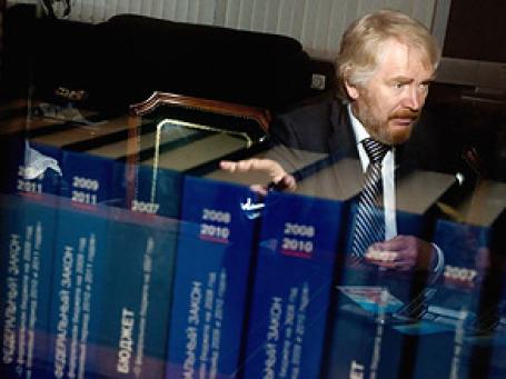 Сторчак пояснил, что Россия будет планировать в бюджете в полном объеме расходы по управлению условными обязательствами. Фото: РИА Новости