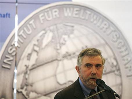Пол Кругман подверг резкой критике Алекса Вебера, которого прочат на пост главы ЕЦБ. Вебер, по оценке нобелевского лауреата, является «риском для евро». Фото: AP