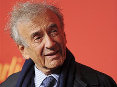Лауреат Нобелевской премии мира 1986 года Эли Визель, бывший узник Бухенвальда и автор книг о Холокосте. Фото: AP