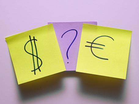 За июль-август у евро есть шансы вырасти до 1,255-1,265 и даже до 1,27-1,28 доллара за евро. Фото: Григорий Собченко/BFM.ru