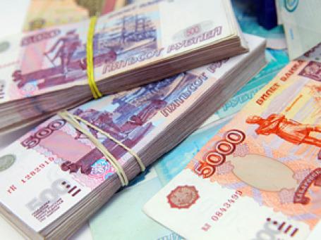 Пока самая популярная форма хранения текущих сбережений — «в чулке» в наличных рублях. Фото: РИА Новости